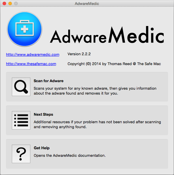 How to remove timesearchnow.com with AdwareMedic