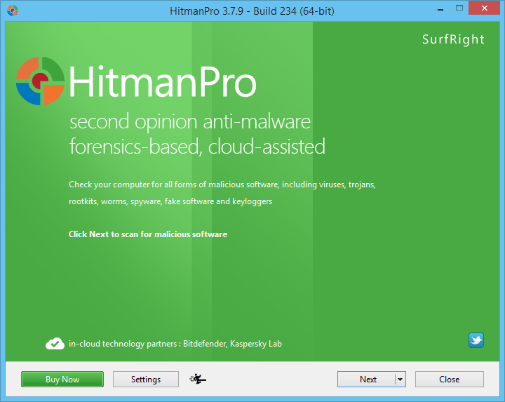 Remove Advanced PC Fixer with HitmanPro