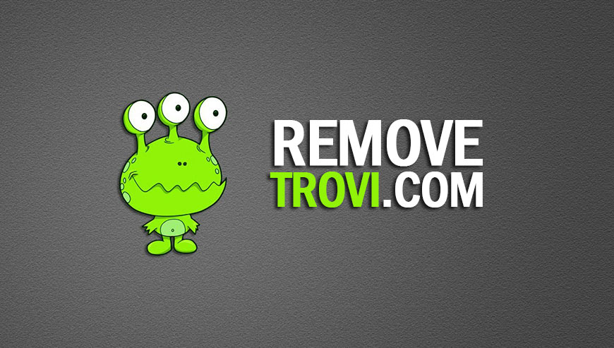 how to delete trovi from chrome mac