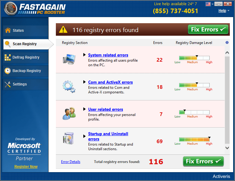 how to get rid of site pcbooster