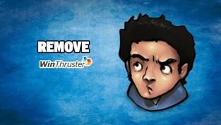 remove winthruster