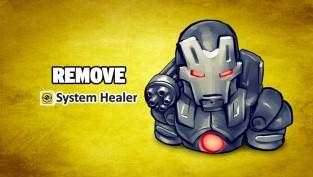 remove system healer