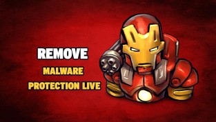 remove malware protection live