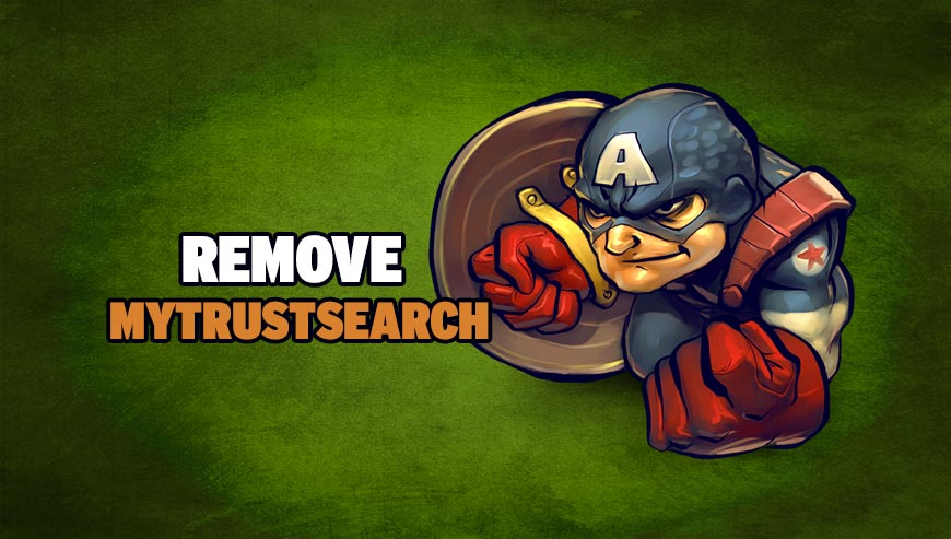 Remove Mytrustsearch.com