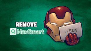 remove navsmart