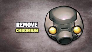 remove chromium