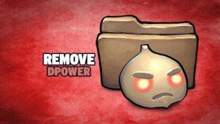 remove dpower