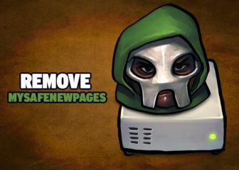 remove mysafenewpages