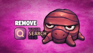 remove yoursearchweb