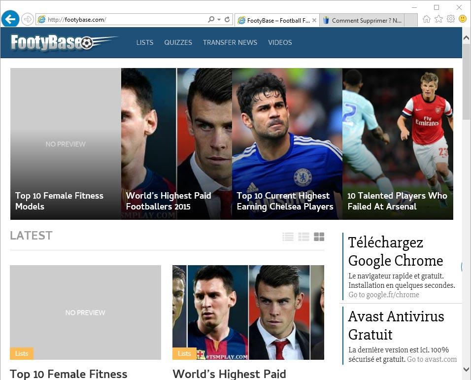 footybase.com