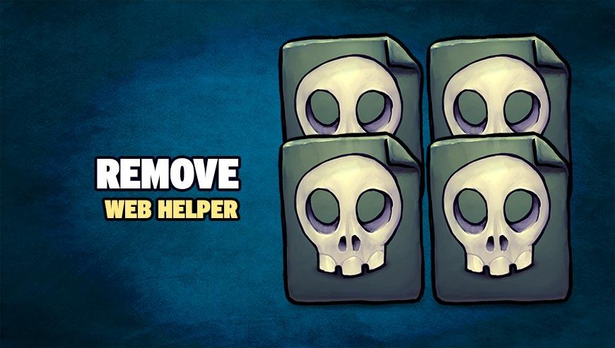 Remove Web helper