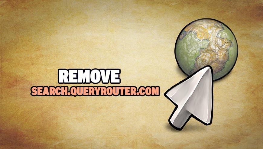 Remove search.queryrouter.com