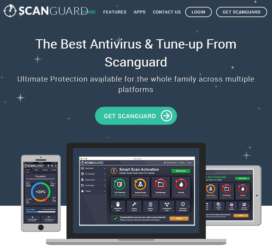 Remove ScanGuard - How to remove ?