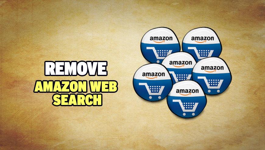 Remove Amazon Web Search