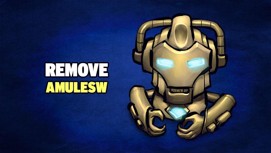 Remove amulesw