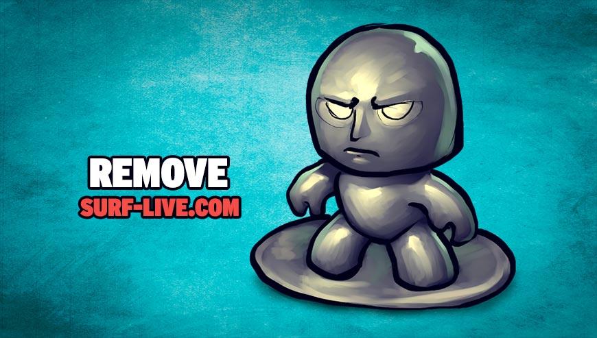 Remove Surf-Live.com