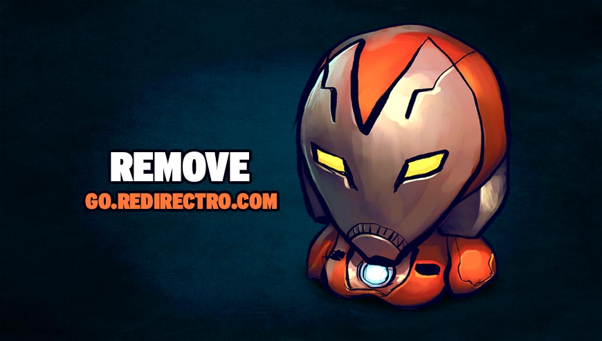 Remove go.redirectro.com