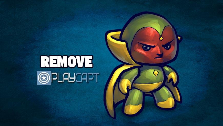 Remove PlayCapt
